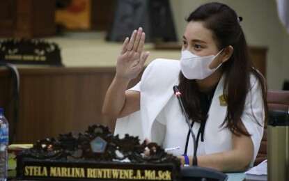 Stella Runtuwene Minta Penyaluran Dana PEN di Sulut, Jangan Hanya Tertumpuk di Dearah Tertentu Saja