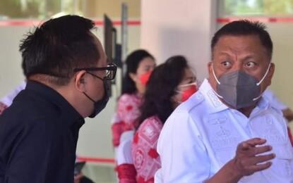 RSM Sulut Hadir di Manado, Wawali Sualang: Terimakasih Pak Gubernur