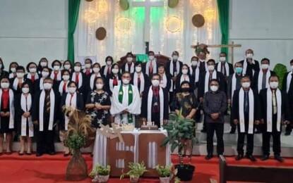 HUT Ke – 60 Jemaat Imanuel Wawali, Sumendap Ajak Perkokoh Semangat Kebersamaan
