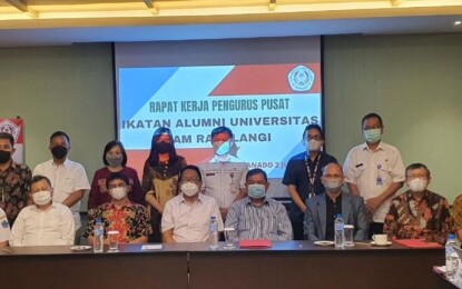 Pemprov Sulut, IKA Unsrat dan BSG Perkuat Alumni