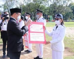 HUT ke-398 Kota Manado, Walikota Andrei Angouw Ingatkan Warga Pentingnya Vaksinasi C-19