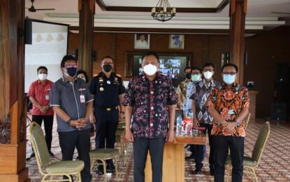 Gubernur Olly Evaluasi Progres KEK Pariwisata Likupang dan KEK Bitung