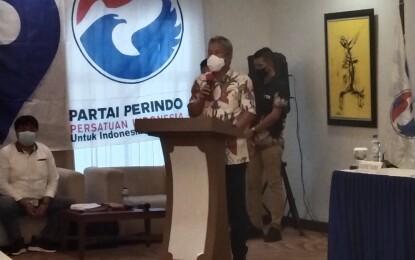 PERINDO-FDWPYR Pertegas Jaga Komitmen Bersama