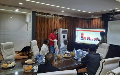 Anggota DPRD Sulut Dapil Manado Bertemu Wali Kota Manado 'Lapor' Hasil Reses