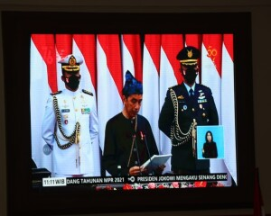 DPRD Sulut Gelar Paripurna Dengar Pidato Presiden RI Secara Fisik dan Virtual
