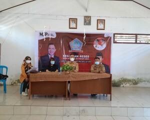 MJP Serap Aspirasi di Saronsong Satu, Penambahan Pengajar di Sekolah Salah Satu Aspirasi