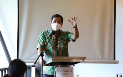 Wagub Steven Kandouw Buka Pelatihan Sistem Pendataan Kasus KtPA/TPPO