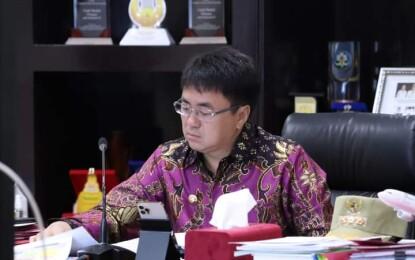 Walikota Andrei Angouw Ikuti Pembekalan Kepemimpinan, Begini Arahan Mendagri