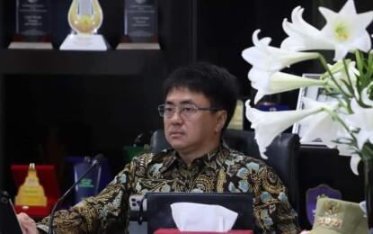 Masuk Hari Ketiga, Walikota Andrei Angouw Ikuti Pembekalan Kepemimpinan Pemerintahan Dalam Negeri