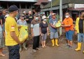 Bergerak Cepat Partai Golkar Mitra Bantu Warga Terdampak Banjir Bandang Di Desa Pangu Raya
