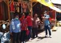 Antisipasi Lonjakan Pedagang Jelang Pengucapan Syukur, Rumengan Tinjau Kesiapan Pasar 54 Amurang