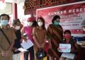 SCHOUTEN Dampingi Anggota DPR-RI Andriana Dondokambey Monitoring Vaksinasi DiSMPN 1 Tenga
